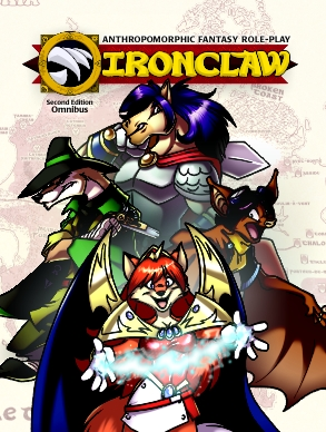 Iron_claw cover